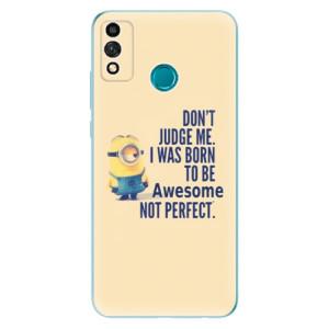 Odolné silikonové pouzdro iSaprio - Be Awesome na mobil Honor 9X Lite