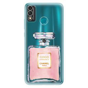 Odolné silikonové pouzdro iSaprio - Chanel Rose na mobil Honor 9X Lite