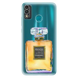 Odolné silikonové pouzdro iSaprio - Chanel Gold na mobil Honor 9X Lite