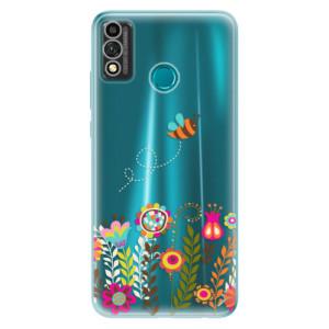 Odolné silikonové pouzdro iSaprio - Bee 01 na mobil Honor 9X Lite