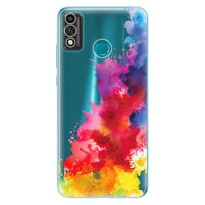 Odolné silikonové pouzdro iSaprio - Color Splash 01 na mobil Honor 9X Lite