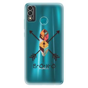 Odolné silikonové pouzdro iSaprio - BOHO na mobil Honor 9X Lite