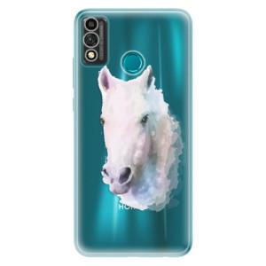Odolné silikonové pouzdro iSaprio - Horse 01 na mobil Honor 9X Lite - poslední kousek za tuto cenu