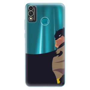 Odolné silikonové pouzdro iSaprio - BaT Comics na mobil Honor 9X Lite