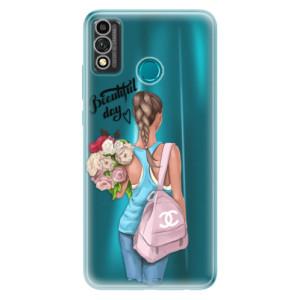 Odolné silikonové pouzdro iSaprio - Beautiful Day na mobil Honor 9X Lite