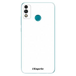Odolné silikonové pouzdro iSaprio - 4Pure - bílé na mobil Honor 9X Lite