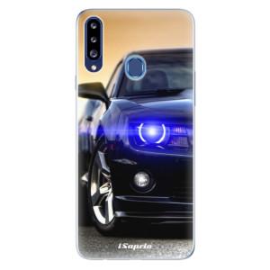 Odolné silikonové pouzdro iSaprio - Chevrolet 01 na mobil Samsung Galaxy A20s