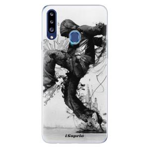 Odolné silikonové pouzdro iSaprio - Dance 01 na mobil Samsung Galaxy A20s