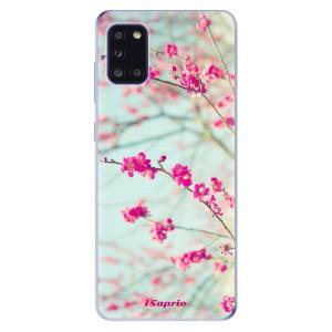 Odolné silikonové pouzdro iSaprio - Blossom 01 na mobil Samsung Galaxy A31