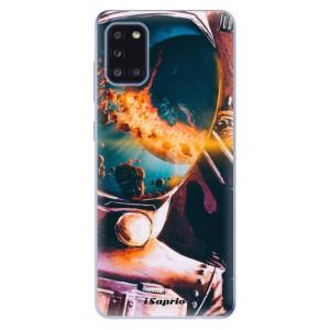 Odolné silikonové pouzdro iSaprio - Astronaut 01 na mobil Samsung Galaxy A31