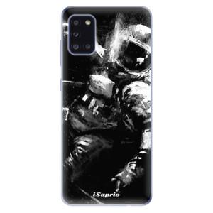 Odolné silikonové pouzdro iSaprio - Astronaut 02 na mobil Samsung Galaxy A31