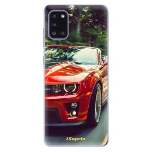 Odolné silikonové pouzdro iSaprio - Chevrolet 02 na mobil Samsung Galaxy A31