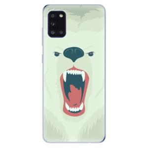 Odolné silikonové pouzdro iSaprio - Angry Bear na mobil Samsung Galaxy A31