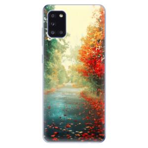 Odolné silikonové pouzdro iSaprio - Autumn 03 na mobil Samsung Galaxy A31