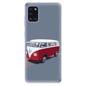 Odolné silikonové pouzdro iSaprio - VW Bus na mobil Samsung Galaxy A31