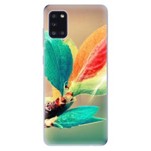 Odolné silikonové pouzdro iSaprio - Autumn 02 na mobil Samsung Galaxy A31
