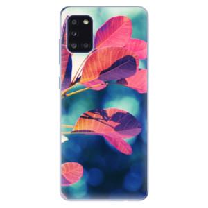 Odolné silikonové pouzdro iSaprio - Autumn 01 na mobil Samsung Galaxy A31