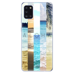 Odolné silikonové pouzdro iSaprio - Aloha 02 na mobil Samsung Galaxy A31