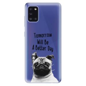 Odolné silikonové pouzdro iSaprio - Better Day 01 na mobil Samsung Galaxy A31