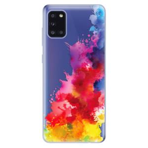 Odolné silikonové pouzdro iSaprio - Color Splash 01 na mobil Samsung Galaxy A31