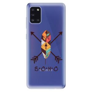 Odolné silikonové pouzdro iSaprio - BOHO na mobil Samsung Galaxy A31