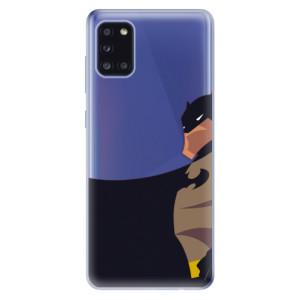 Odolné silikonové pouzdro iSaprio - BaT Comics na mobil Samsung Galaxy A31