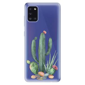 Odolné silikonové pouzdro iSaprio - Cacti 02 na mobil Samsung Galaxy A31