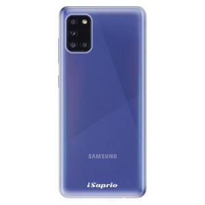 Odolné silikonové pouzdro iSaprio - 4Pure - čiré bez potisku na mobil Samsung Galaxy A31