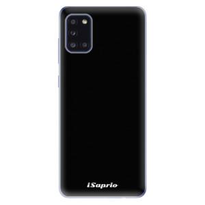Odolné silikonové pouzdro iSaprio - 4Pure - černé na mobil Samsung Galaxy A31