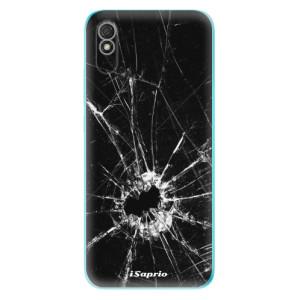 Odolné silikonové pouzdro iSaprio - Broken Glass 10 na mobil Xiaomi Redmi 9A