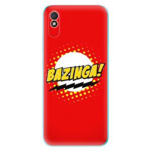 Odolné silikonové pouzdro iSaprio - Bazinga 01 na mobil Xiaomi Redmi 9A