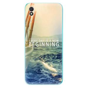 Odolné silikonové pouzdro iSaprio - Beginning na mobil Xiaomi Redmi 9A