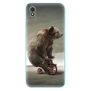 Odolné silikonové pouzdro iSaprio - Bear 01 na mobil Xiaomi Redmi 9A