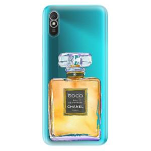Odolné silikonové pouzdro iSaprio - Chanel Gold na mobil Xiaomi Redmi 9A