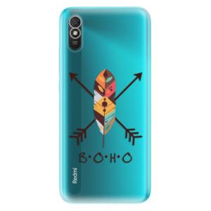 Odolné silikonové pouzdro iSaprio - BOHO na mobil Xiaomi Redmi 9A