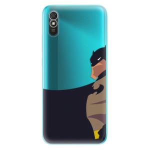 Odolné silikonové pouzdro iSaprio - BaT Comics na mobil Xiaomi Redmi 9A