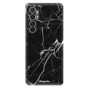 Odolné silikonové pouzdro iSaprio - Black Marble 18 na mobil Xiaomi Mi Note 10 Lite