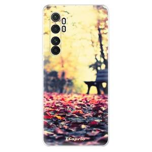Odolné silikonové pouzdro iSaprio - Bench 01 na mobil Xiaomi Mi Note 10 Lite