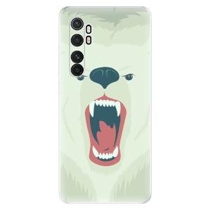 Odolné silikonové pouzdro iSaprio - Angry Bear na mobil Xiaomi Mi Note 10 Lite