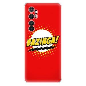 Odolné silikonové pouzdro iSaprio - Bazinga 01 na mobil Xiaomi Mi Note 10 Lite
