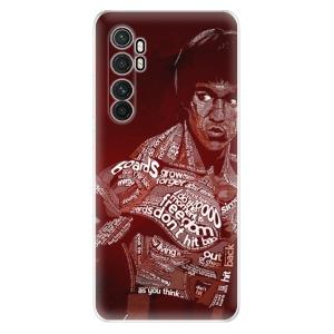 Odolné silikonové pouzdro iSaprio - Bruce Lee na mobil Xiaomi Mi Note 10 Lite
