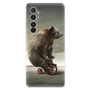 Odolné silikonové pouzdro iSaprio - Bear 01 na mobil Xiaomi Mi Note 10 Lite