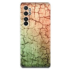 Odolné silikonové pouzdro iSaprio - Cracked Wall 01 na mobil Xiaomi Mi Note 10 Lite
