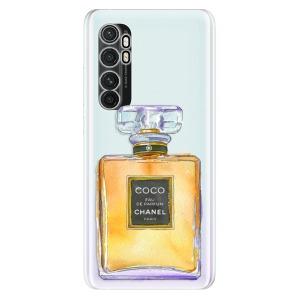 Odolné silikonové pouzdro iSaprio - Chanel Gold na mobil Xiaomi Mi Note 10 Lite