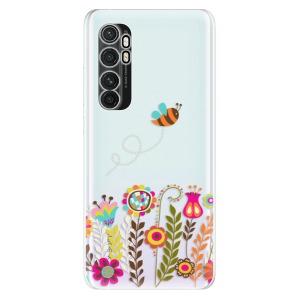 Odolné silikonové pouzdro iSaprio - Bee 01 na mobil Xiaomi Mi Note 10 Lite