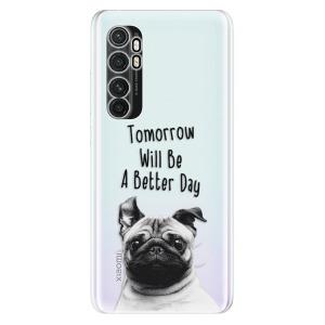 Odolné silikonové pouzdro iSaprio - Better Day 01 na mobil Xiaomi Mi Note 10 Lite