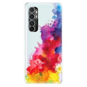 Odolné silikonové pouzdro iSaprio - Color Splash 01 na mobil Xiaomi Mi Note 10 Lite