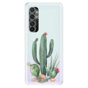 Odolné silikonové pouzdro iSaprio - Cacti 02 na mobil Xiaomi Mi Note 10 Lite