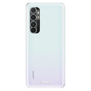 Odolné silikonové pouzdro iSaprio - 4Pure - čiré bez potisku na mobil Xiaomi Mi Note 10 Lite