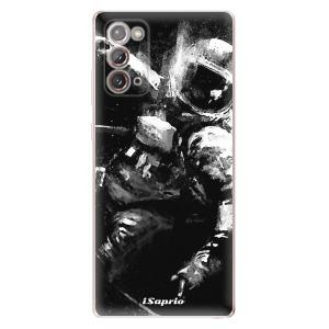 Odolné silikonové pouzdro iSaprio - Astronaut 02 na mobil Samsung Galaxy Note 20